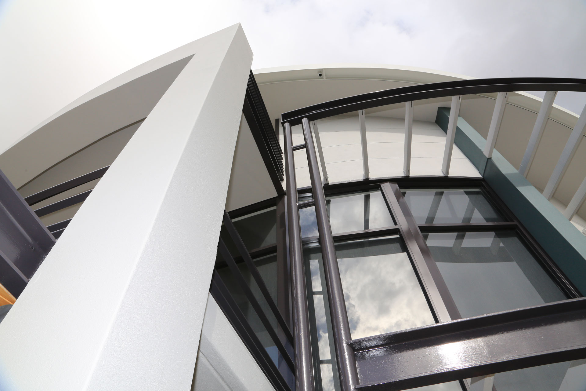 Painting Aluminium Window Frames Commercial In Perth
